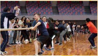 Học viện Quốc tế J - Ngày hội thể thao