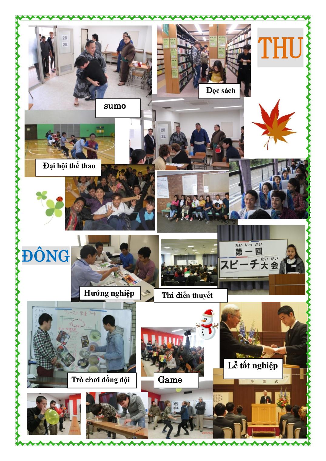 Học viện Quốc tế Fuji - Bước đệm đầu tiên hướng đến tương lai