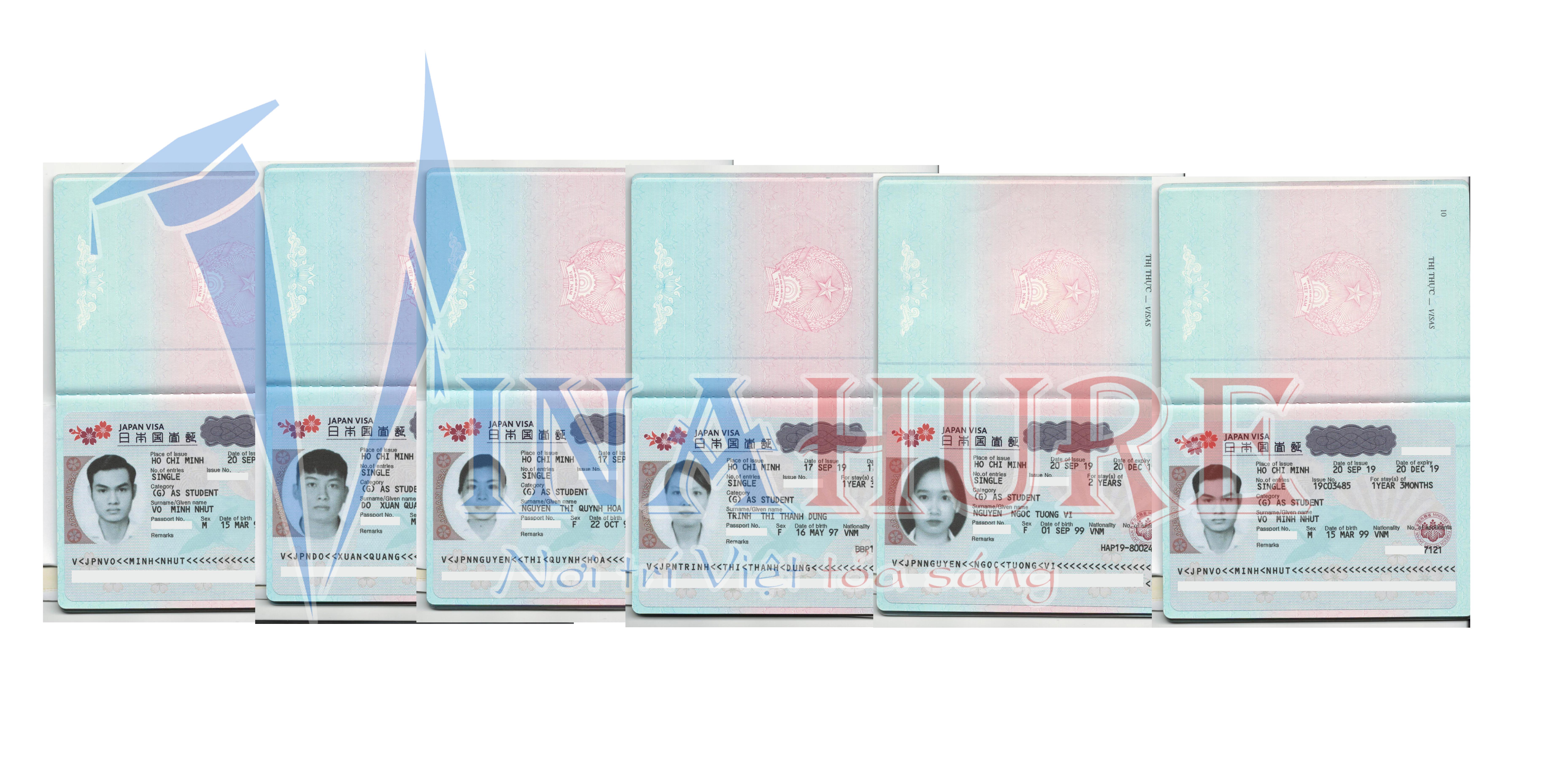 Vinahure - Visa 012021